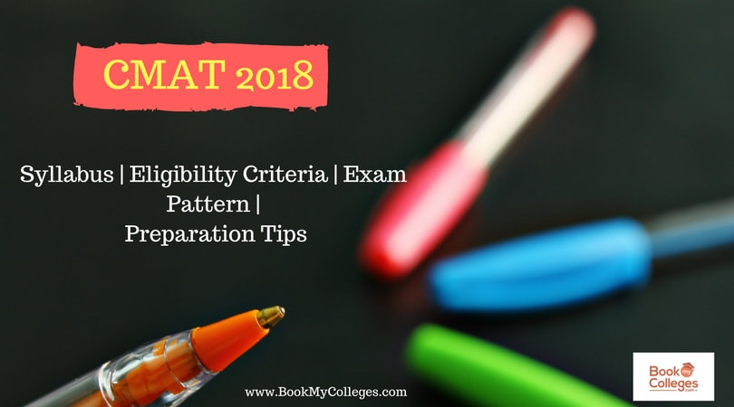 CMAT 2019 preparation tips